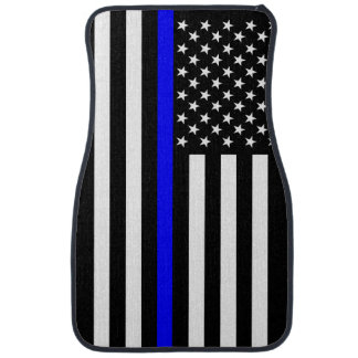 Police Car Floor Mats Zazzle