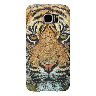 Graphic Tiger Design Samsung Galaxy S6 Case