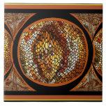 Graphic Tile Art