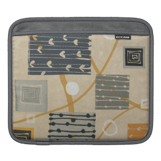 Graphic Tiles Sleeve For iPads