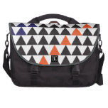 graphic triangle laptop bags
