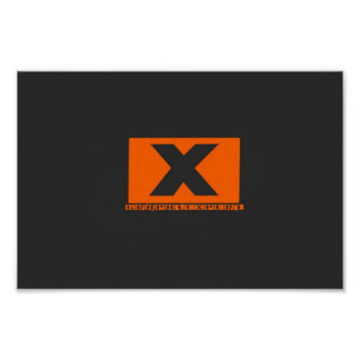 Graphic Xpert Logo Poster