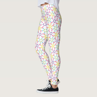 Graphical Rainbow Leggings