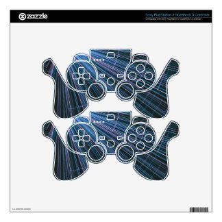 graphical style blue.jpg PS3 controller skin