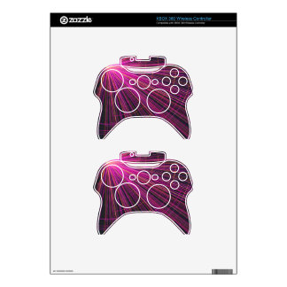 graphical style xbox 360 controller decal