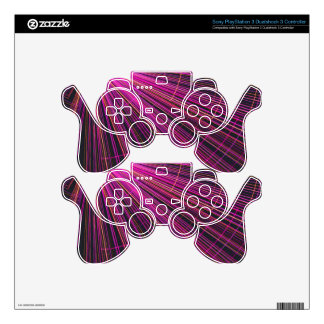 graphical style PS3 controller skins