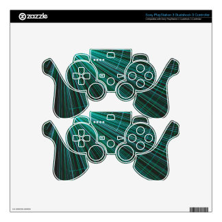 graphical style skin for PS3 controller