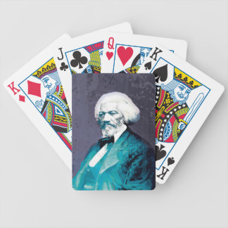Graphics Depot - Frederick Douglass Portrait Bicycle Playing Cards