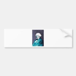 Graphics Depot - Frederick Douglass Portrait Bumper Sticker