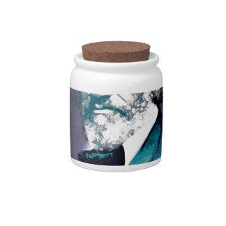 Graphics Depot - Frederick Douglass Portrait Candy Jars