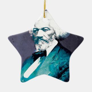 Graphics Depot - Frederick Douglass Portrait Ceramic Ornament