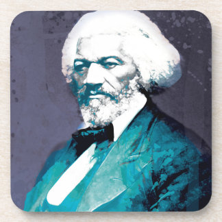Graphics Depot - Frederick Douglass Portrait Drink Coaster
