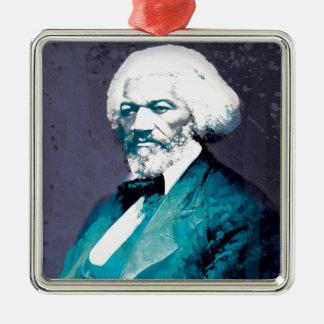 Graphics Depot - Frederick Douglass Portrait Metal Ornament