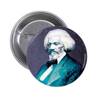 Graphics Depot - Frederick Douglass Portrait Pinback Button