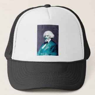 Graphics Depot - Frederick Douglass Portrait Trucker Hat