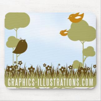 Graphics-Illustrations.Com Mousepad