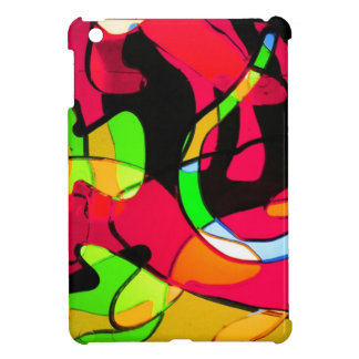 Graphite Abstract Antique Junk Style Fashion Art S Cover For The iPad Mini
