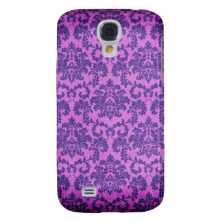 Graphite Abstract Antique Junk Style Fashion Art S Samsung Galaxy S4 Cover