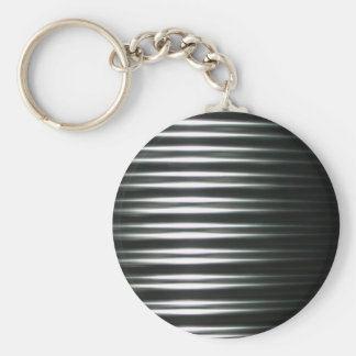 Graphite Abstract Metal Rusty Antique Junk Style F Basic Round Button Keychain