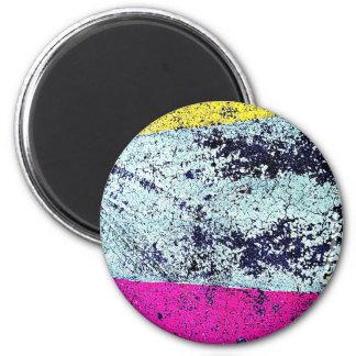Graphite Art painting Street art Creative Colors Refrigerator Magnet
