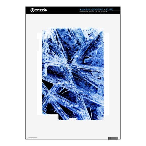 Graphite Art painting Street art  Creative Colors Decal For iPad 3