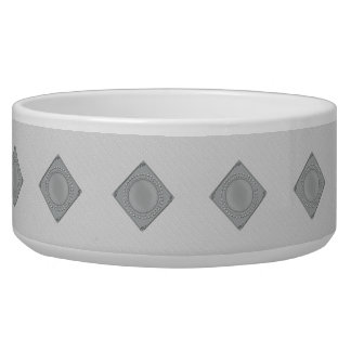 GRAPHITE collection Pet Water Bowl