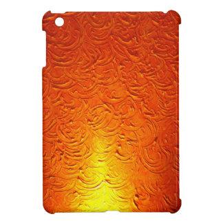 Graphite Fire Burn Smoke Abstract Metal Rusty Anti iPad Mini Case