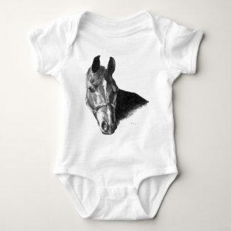 Graphite Horse Head Tee Shirt