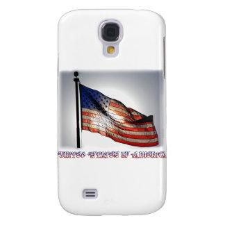 Graphiti Flag Galaxy S4 Covers