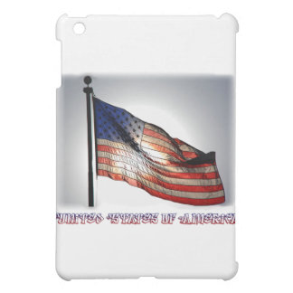Graphiti Flag iPad Mini Cover