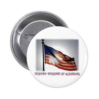 Graphiti Flag Pins