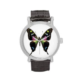 Graphium butterfly wristwatch