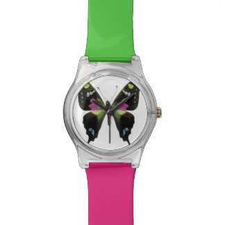 Graphium butterfly wristwatches