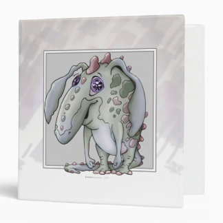 GRAPPIX ALIEN CUTE MONSTER 1 Touch™ EZD™ Ring Binder