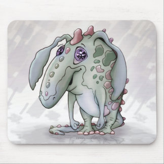 GRAPPIX ALIEN MONSTER CUTE CARTOON MOUSE PAD