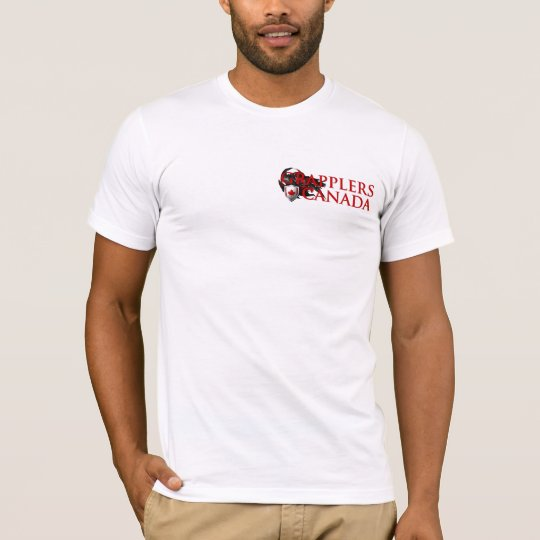 Grapplers Canada T-Shirt