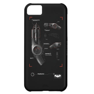 Grappling Gun Diagram Case For iPhone 5C