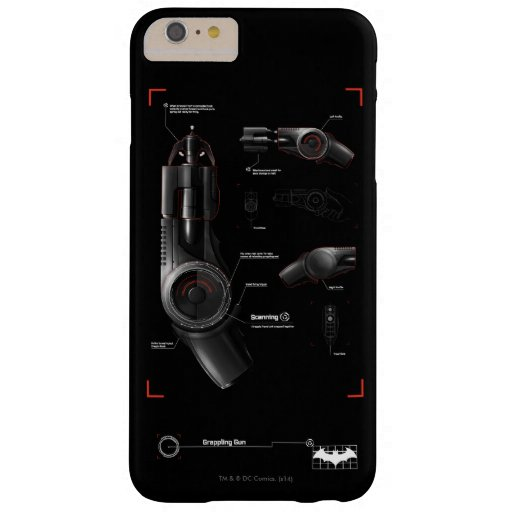 Grappling Gun Diagram Barely There iPhone 6 Plus Case