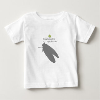 Graptopsaltria nigrofuscata g5 baby T-Shirt
