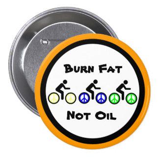 grasa de la quemadura con biking pin