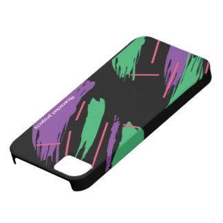Grasa estupenda iPhone 5 carcasa