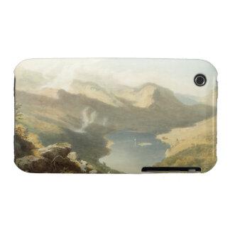 Grasmere de Langdale bajó, 'del LAK inglés Case-Mate iPhone 3 Carcasa