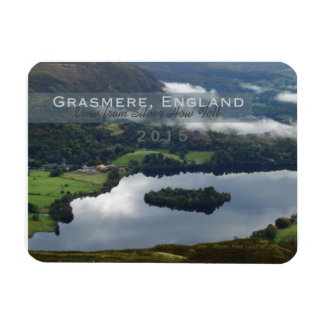 Grasmere England Souvenir Magnet Change Year