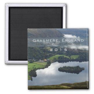 Grasmere England Travel Magnet Change Year