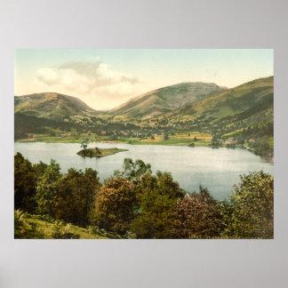 Grasmere III, distrito del lago, Cumbria, Inglater Posters