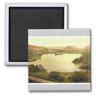 Grasmere, Lake District, England classic Photochro Magnet