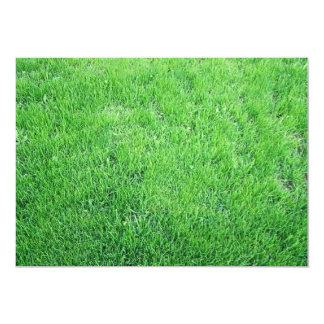 Grass 5x7 Paper Invitation Card