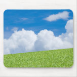 Grass and Sky Mousepad