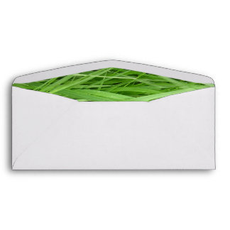 Grass Background Envelopes