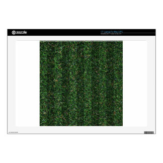 "Grass Background Skin For 17"" Laptop"